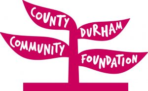 County Durham Community Foundation Logo